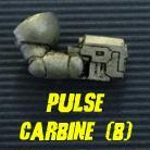 HFG521 Powered Armour - Right Arm 2 - Pulse Carbine (b)